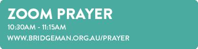Sunday Prayer 10.30am - 11.15am