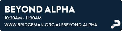 Beyond Alpha Sunday 10:30am - 11:30am