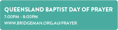 QB Day of Prayer
